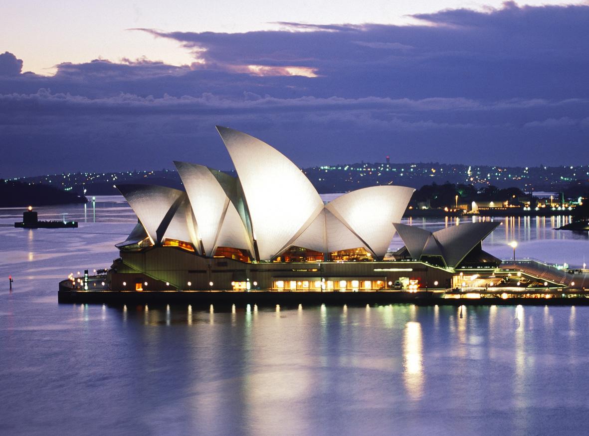 Sydney Opera House - Du lịch Úc 7 ngày 6 đêm