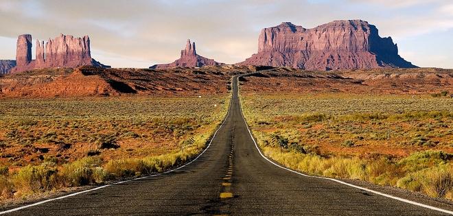 quốc lộ 66 kế hoạch du lịch phượt nước Mỹ