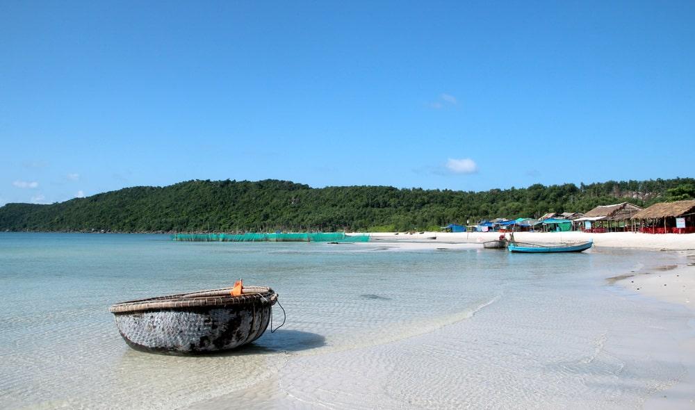 Bãi Khem - địa điểm du lịch Phú Quốc