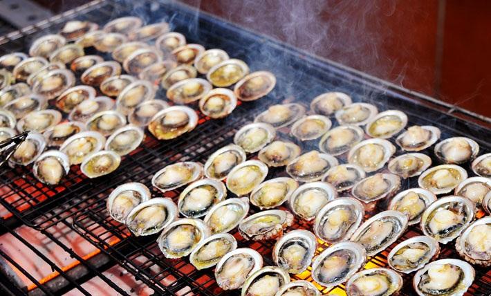 Bào Ngư Nướng - Du lịch Phú Quốc