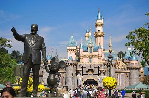 Disney điểm dừng chân thú vị nhất du lịch Mỹ