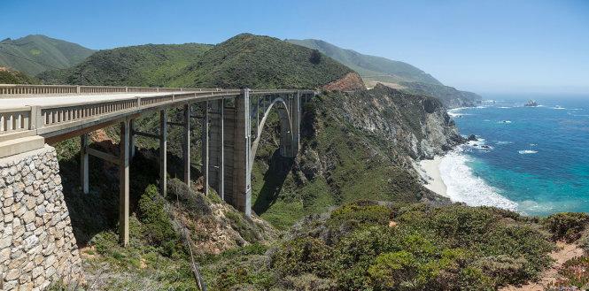 kế hoạch di lịch phượt Mỹ đường cao tốc số 1