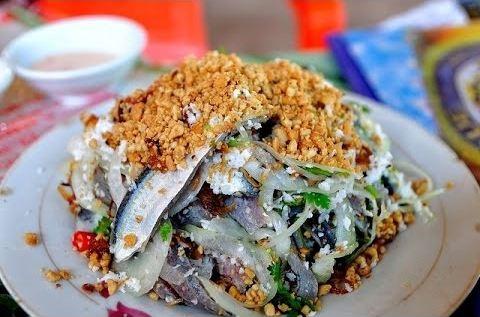Gỏi Cá Trích - Phú Quốc 3 ngày 2 đêm