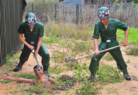 Nhà tù Phú Quốc - địa điểm du lịch Phú Quốc