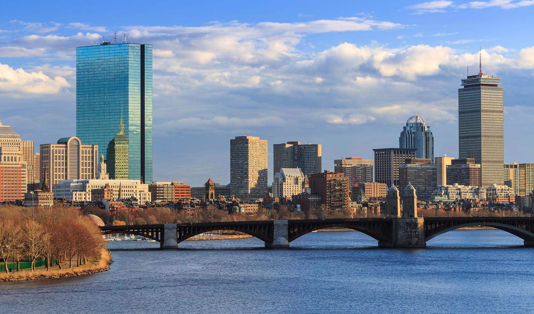 boston điểm dừng thú vị du lịch phượt Mỹ