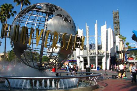 trường quay universal du lịch phượt Mỹ