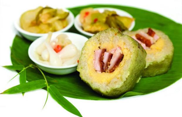Bánh Tét mật cật - Du lịch Phú Quốc 3 ngày 2 đêm