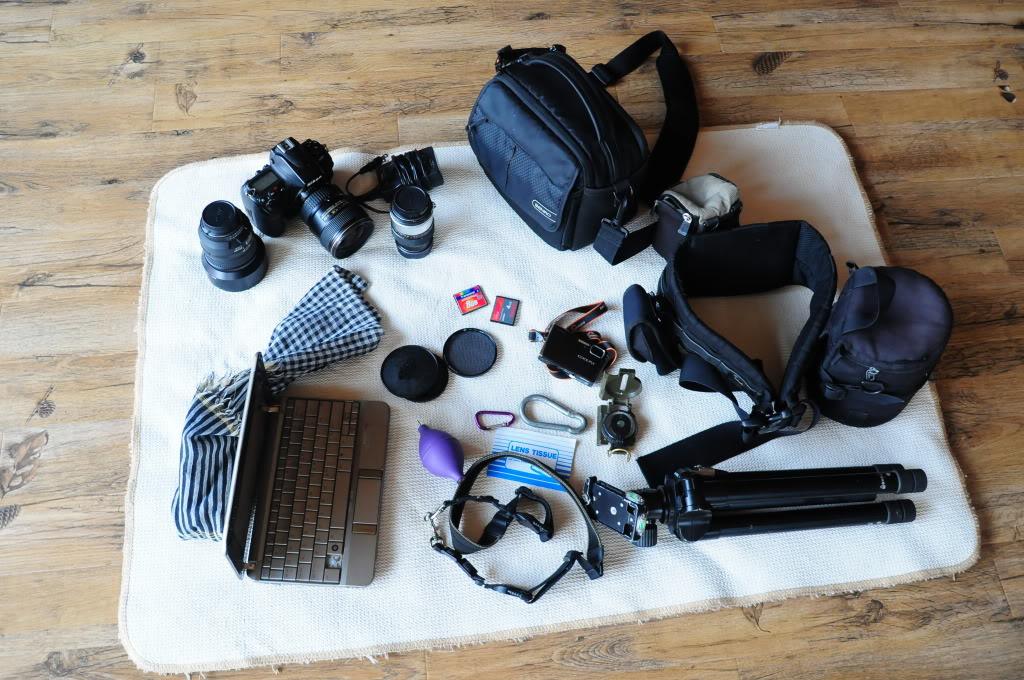 Cần chuẩn bị gì khi đi du lịch Nha Trang - Thiết bị điện tử