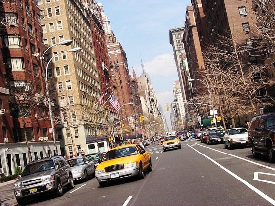 Đại lộ số 5 new york mỹ