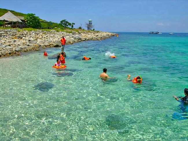 Đảo Hòn Mun - Địa điểm du lịch Nha Trang