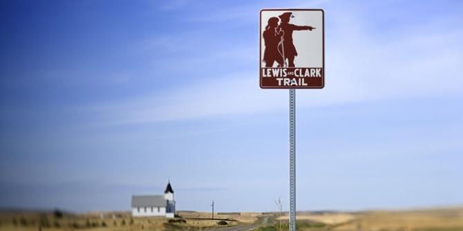 du lịch phượt Mỹ: đường mòn Lewis & Clark