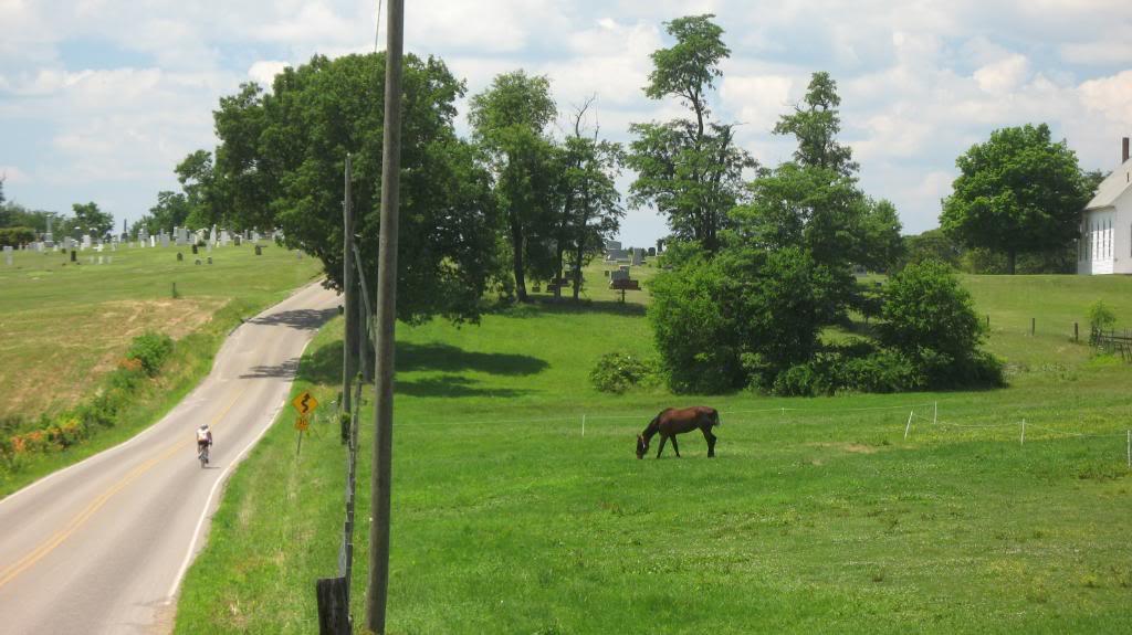 du lịch phượt Mỹ đường quê Amish