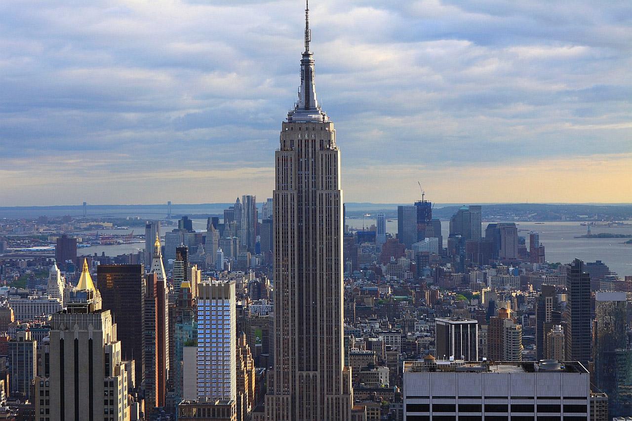 Empire state tòa nàh cao nhất new york
