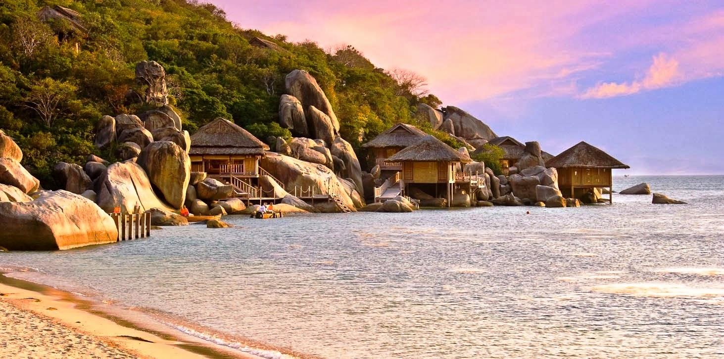 Vinh Vân Phong - Địa điểm du lịch Nha Trang 3 ngày 2 đêm