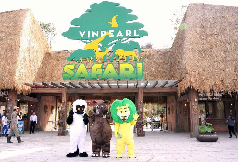 Vinpearl Safari Phú Quốc - du lịch phú quốc 3 ngày 2 đêm