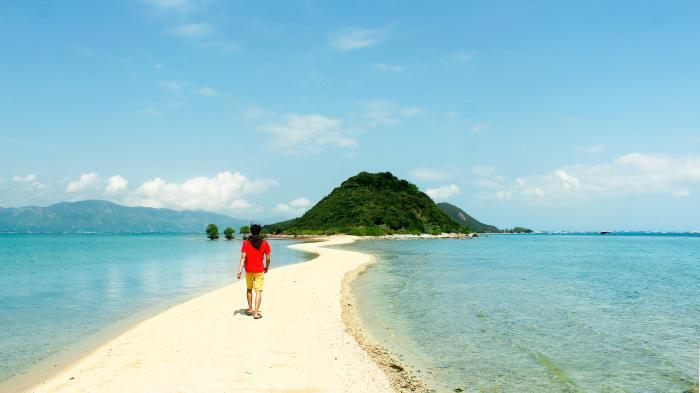 Đảo Điệp Sơn - Du lịch Nha Trang 3 ngày 2 đêm