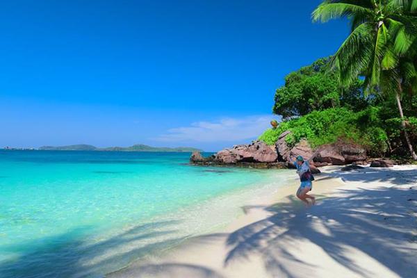 Hòn Móng Tay - Du lịch Phú Quốc