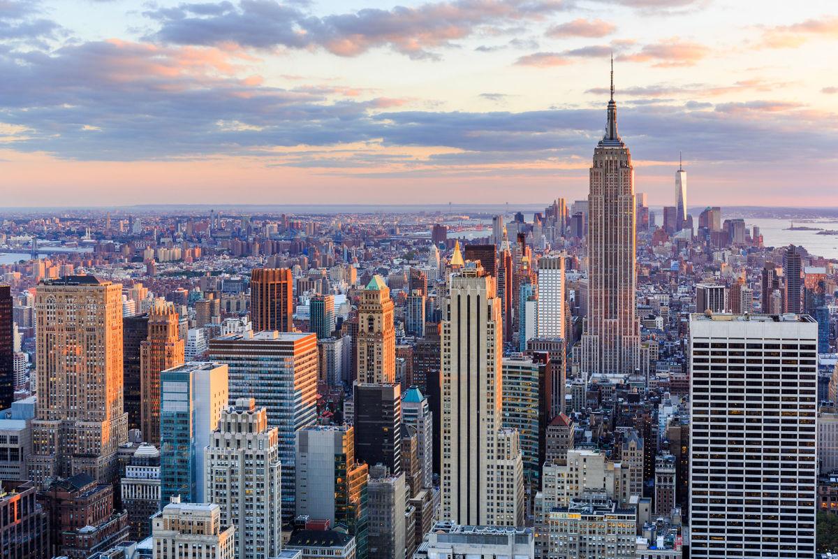 thiên đường mua sắm new york