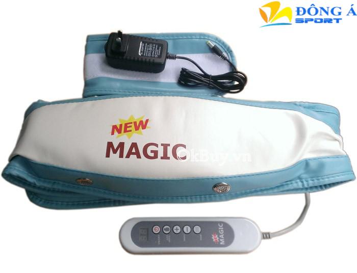 Hướng dẫn sử dụng máy massage bụng Magic XD 501