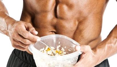ăn trước khi tập thể hình
