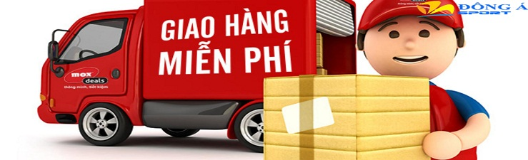 Thể Thao Đông Á giao hàng miễn phí