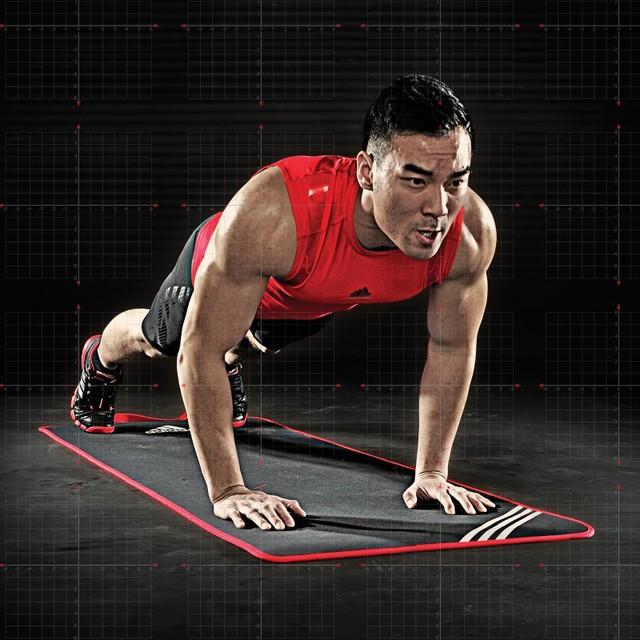 Thảm tập Yoga Adidas 12235