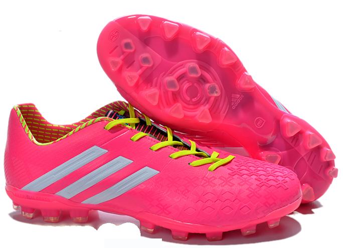 Giày bóng đá Adidas Predator LZ II hồng AG Fake 1