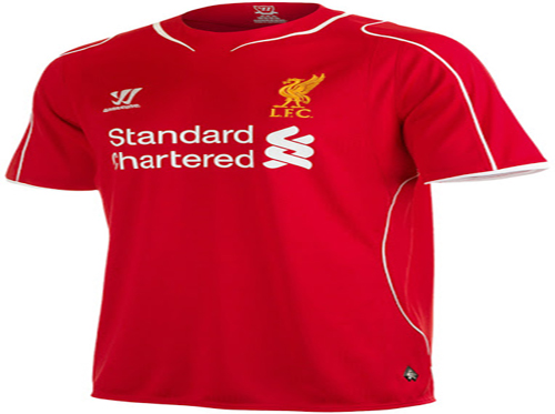 Sản phẩm Quần Áo Liverpool  2014 - 2015