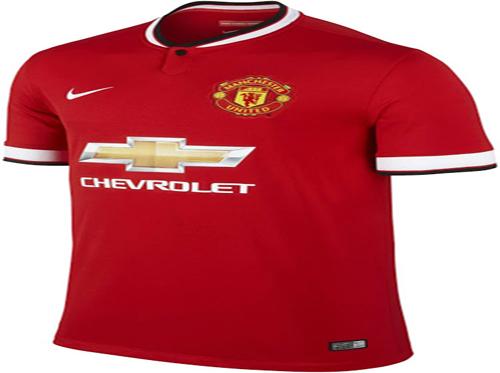 Quần áo clb Manchesrer United 2014-2015