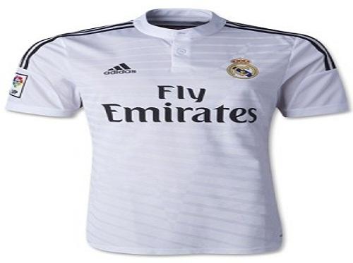Quần áo Quần áo Real Madrid 2014 – 2015 .
