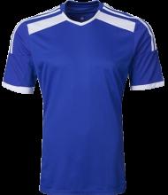Quần áo bóng đá không logo Regista xanh