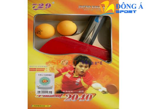 Vợt bóng bàn 729 - 2040