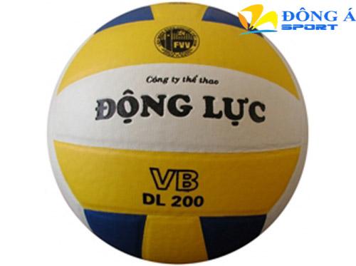 Qủa bóng chuyền 3 màu xuất khẩu DL200