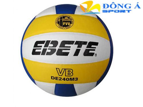 Qủa bóng chuyền da PU Ebete DE 204M3