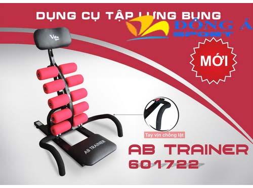 Máy tập cơ bụng AB Trainer