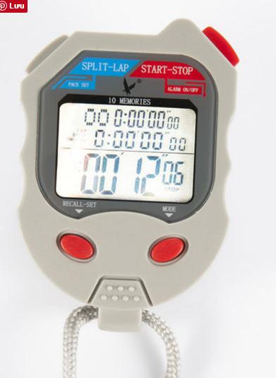 Mặt trước đồng hồ bấm giây PC510