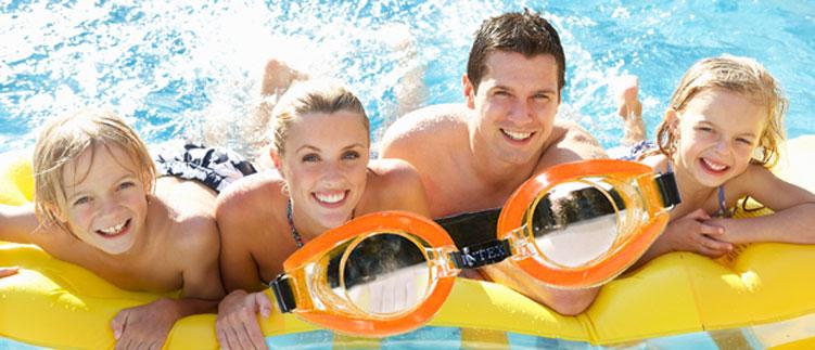 Môi trường nước sạch giúp bảo vệ gia đình bạn được tốt hơn
