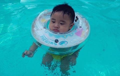 Hãy trang bị cho con những kiến thức cần thiết nhất trước khi bước xuống hồ bơi