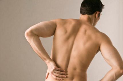 Chấn thương lưng là một trong những chấn thương nặng