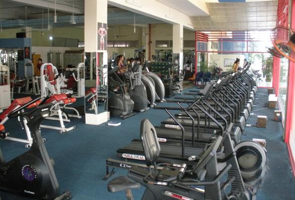 Một câu lạc bộ gym lớn trên địa bàn Hà Nội