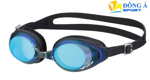 Kính bơi phản quang màu xanh View V610MR