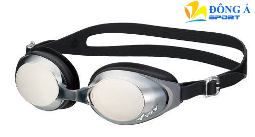 Kính bơi phản quang màu đen View V610MR