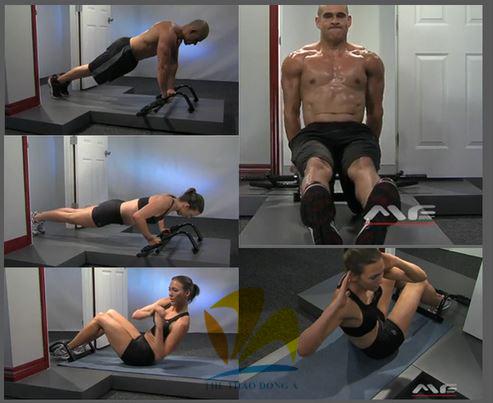 Xà đơn đa năng Iron Gym – 1557B với đa dạng các bài tập