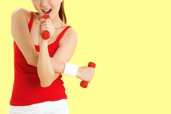 Luyện tập với tạ tay có mang lại lợi ích cho phái nữ