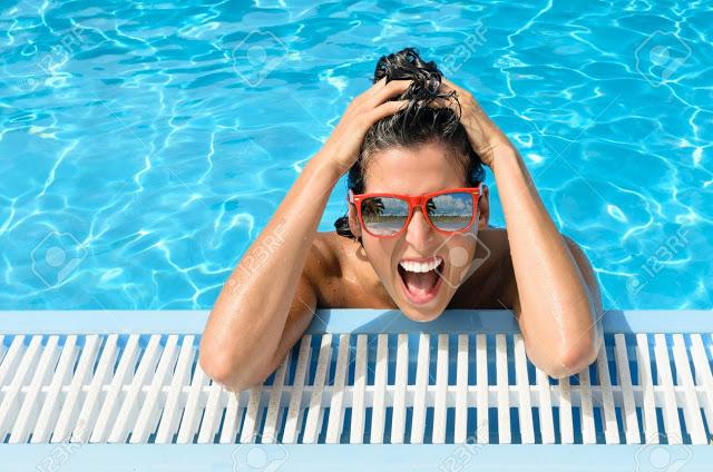 những điều cần lưu ý khi sử dụng kính bơi
