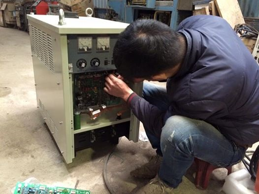 sửa chữa máy hàn