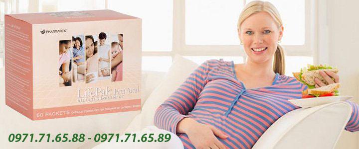LifePak Prenatal Nuskin giá rẻ