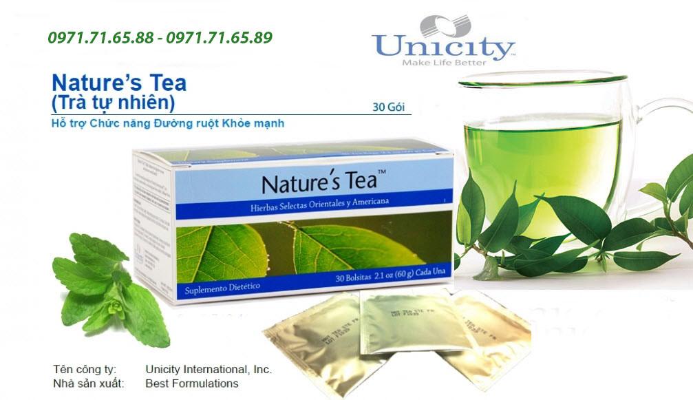 Trà thải độc từ thiên nhiên Nature's Tea Unicity giá rẻ
