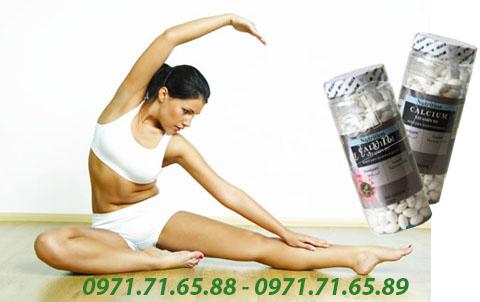 viên uống bổ sung Canxi Tomson Calcicum Vitamin D3