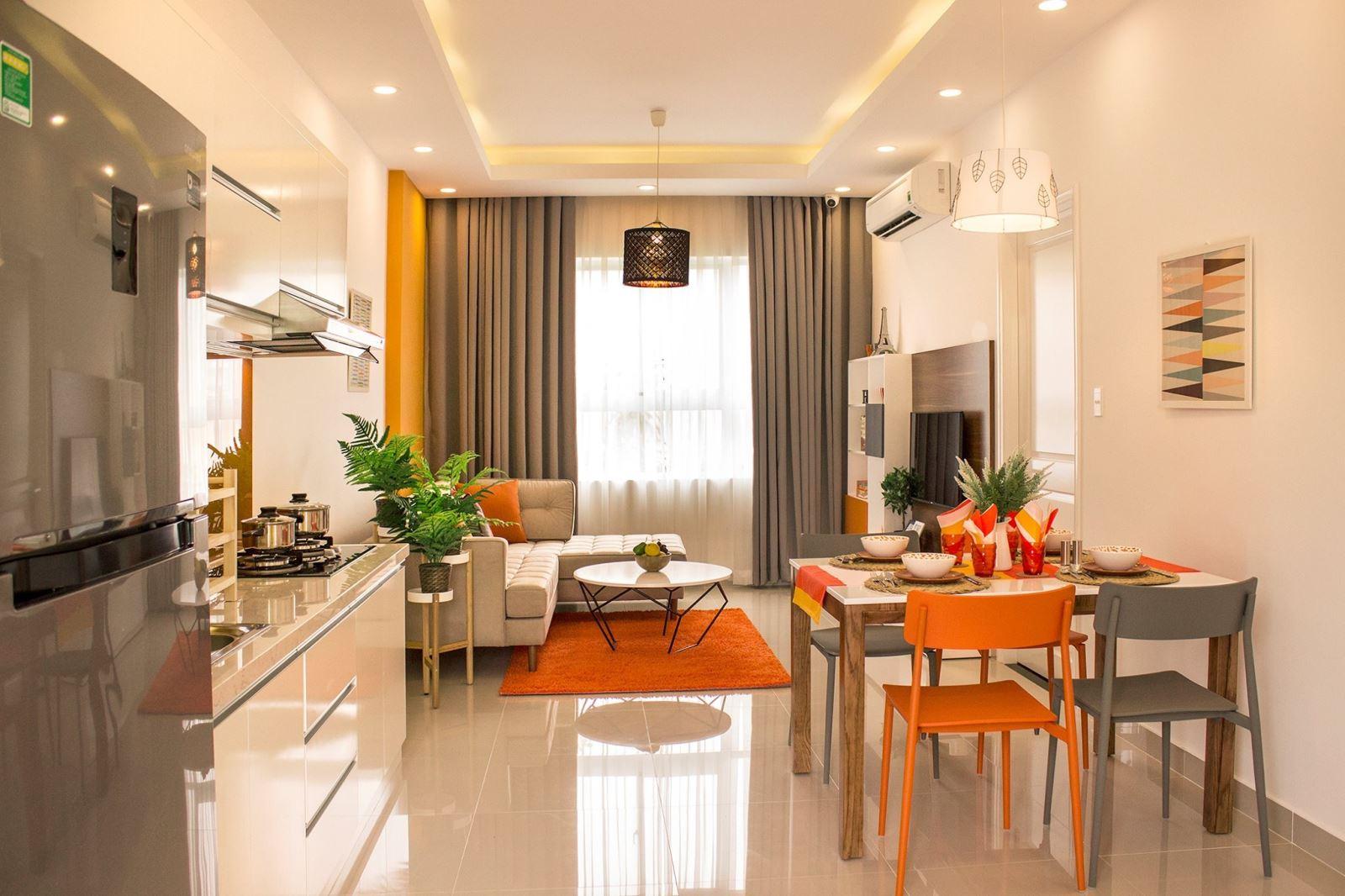 căn hộ mẫu 9 view apartment 2